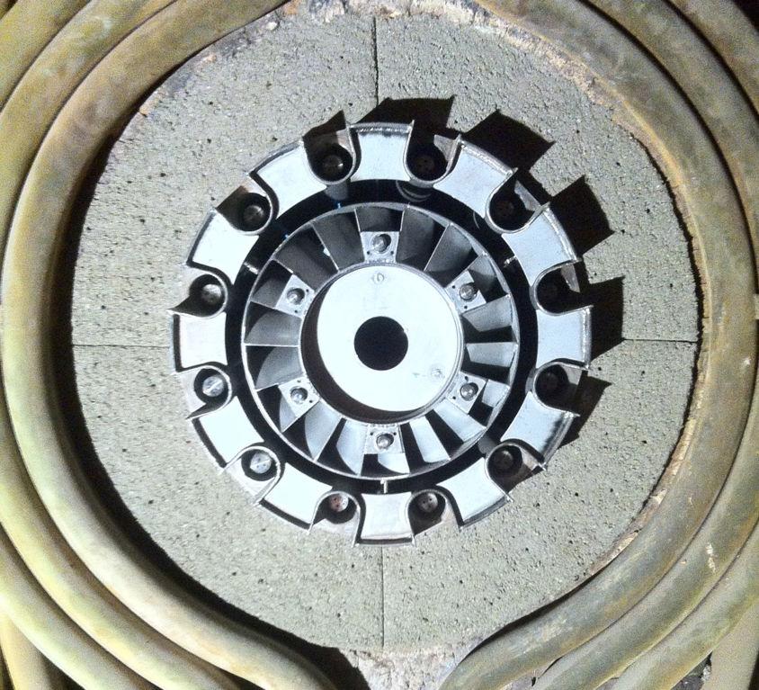Ouvreau Chaudière – Masse à damer